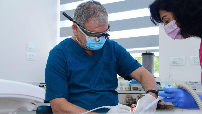אבחון נגעים בחלל הפה